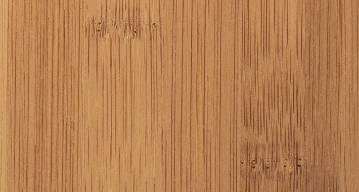 Viilutettu Levy Bambu Karamell - Skandinaviska Träimport