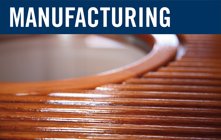 MANUFACTURING OPTIMIZED WOOD MATERIALS