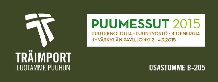 PUUMESSUT 2015 Jyväskylä Skandinaviska Träimport