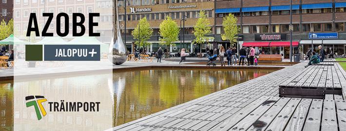 Projektikuvia - Skandinaviska Träimport