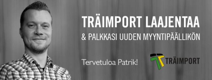 Patrik Skärström, Skandinaviska Träimport