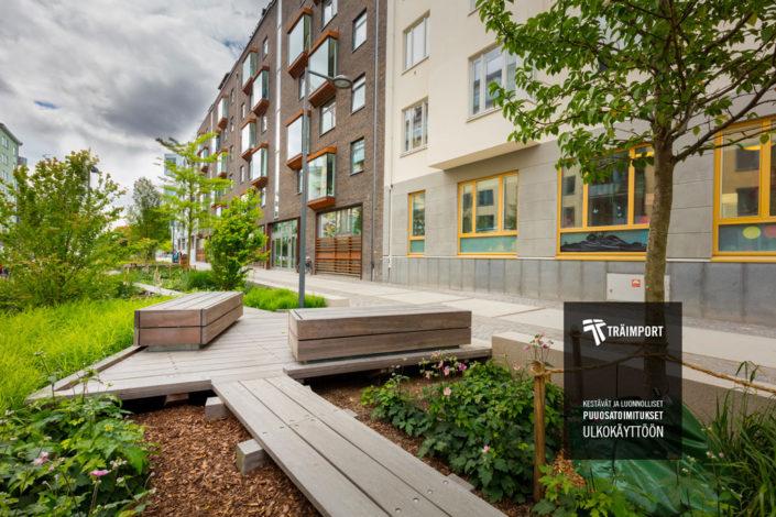 Prefab kansirakenteet Skandinaviska Träimport