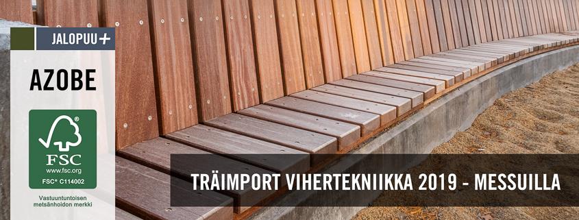 VIHERTEKNIIKKA 2019 - Skandinavsika Träimport